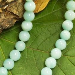 Amazonit Perlen chinesisch...