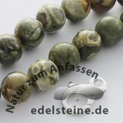 Rhyolith Edelsteinperlen AA...