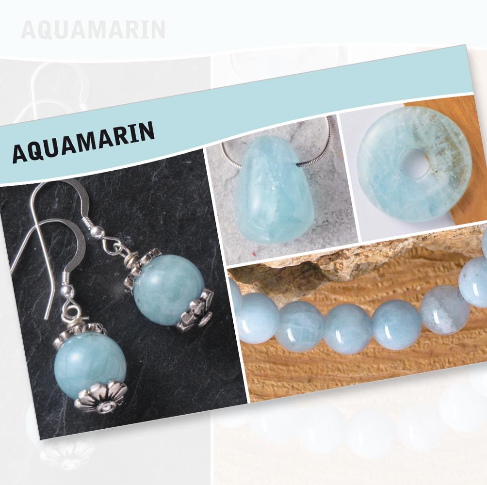 Aquamarin Wirkung und Bedeutung